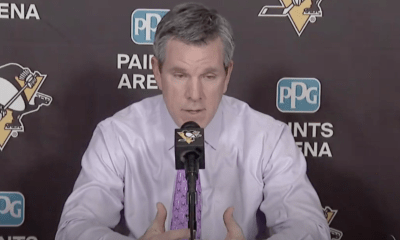Pittsburgh Penguins Mike Sullivan