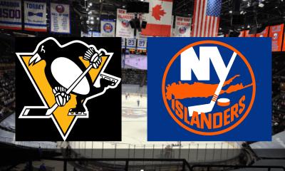 Pittsburgh Penguins, New York Islanders