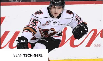 Pittsburgh Penguins, Sean Tschigerl