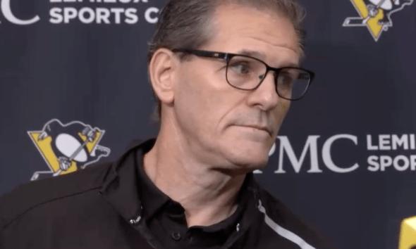 Pittsburgh Penguins, Ron Hextall