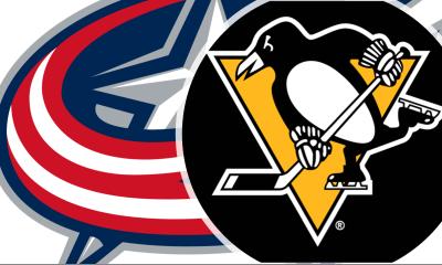 Pittsburgh Penguins, Columbus Blue Jackets