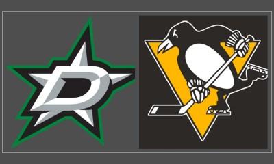 Pittsburgh Penguins game, Dallas Stars