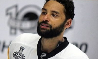 Pittsburgh Penguins Trevor Daley Hockey Diversity Alliance