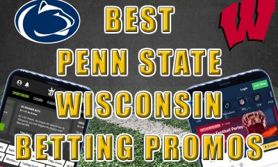 Best Betting Promos Wisconsin Penn State