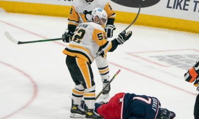 Pittsburgh Penguins, Mark Friedman spearing