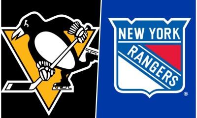 Pittsburgh Penguins vs. New York Rangers