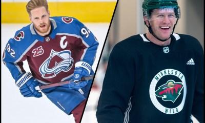 NHL trade, pittsburgh penguins, nh free agents, Ryan Ruter, Gabriel Landeskog