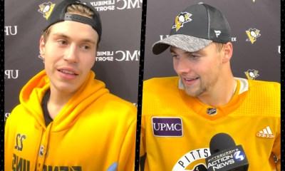 Pittsburgh Penguins, Sam Poulin, Nathan Legare