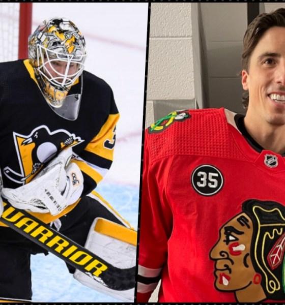 Pittsburgh Penguins, Tristan Jarry, Marc-Andre Fleury