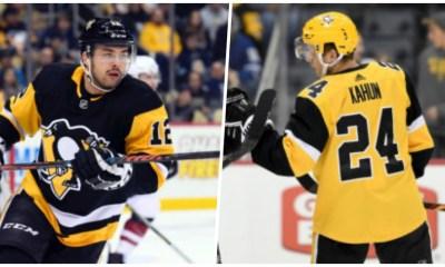 Pittsburgh Penguins Dominik Simon Dominik Kahun