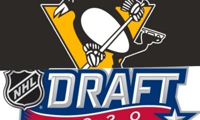 Pittsburgh Penguins, NHL Draft