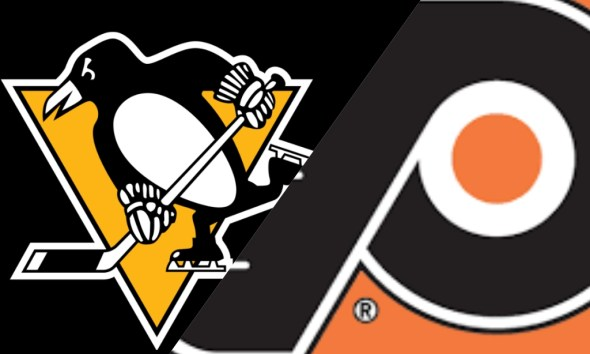 Pittsburgh Penguins Lines Philadelphia Flyers