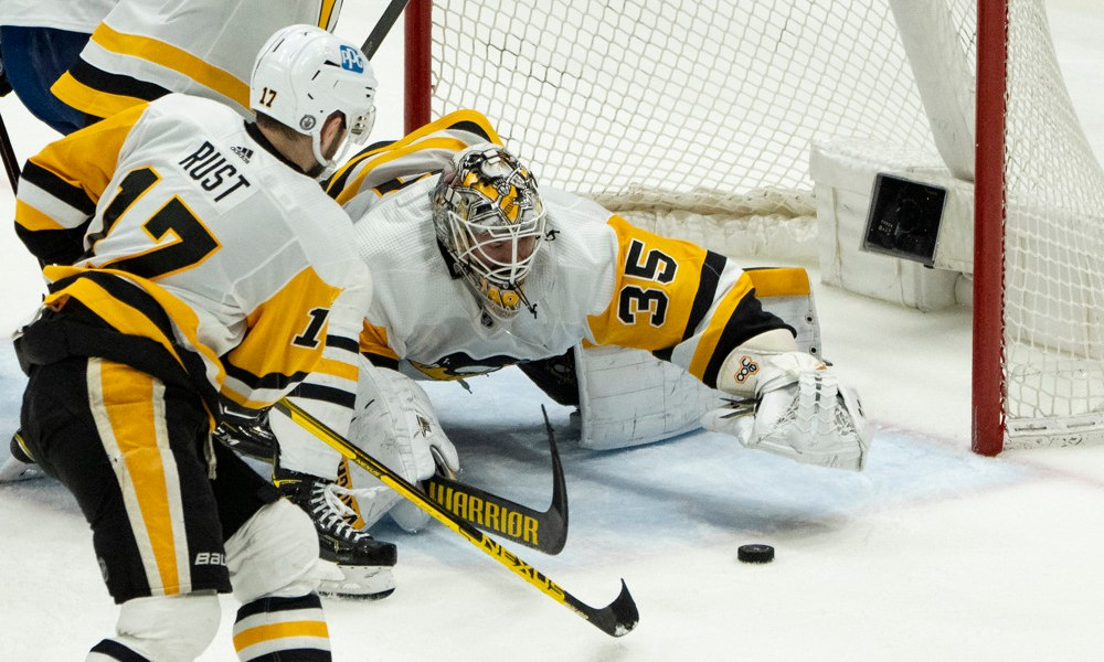 NHL Trade, Pittsburgh Penguins Tristan Jarry