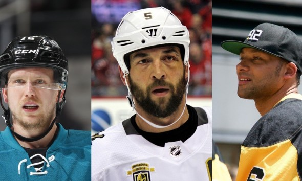 Pittsburgh Penguins, nhl free agents