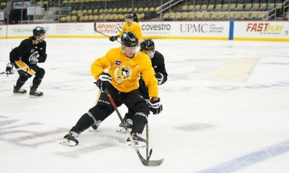 Juuso Riikola Pittsburgh Penguins
