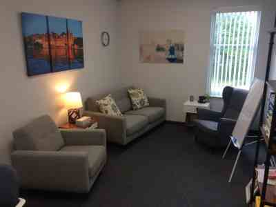 Therapy Room Pittsburgh OCD and Anxiety