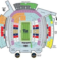 tickets heinz field seating [ 917 x 888 Pixel ]