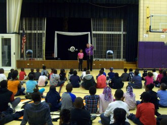 Manchester elementary Reading Program Opening (1)