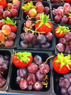 Fresh fruit available daily
