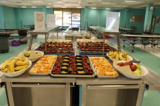 Beautiful fruit options at Carmalt