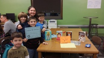 Battle of the Books- Family Style!