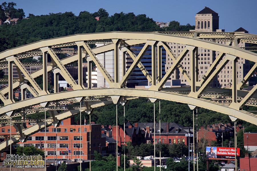 West End Bridge, Allegheny General.