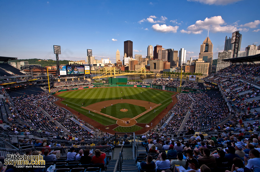 The Jewel on the North Shore, PNC Park.
