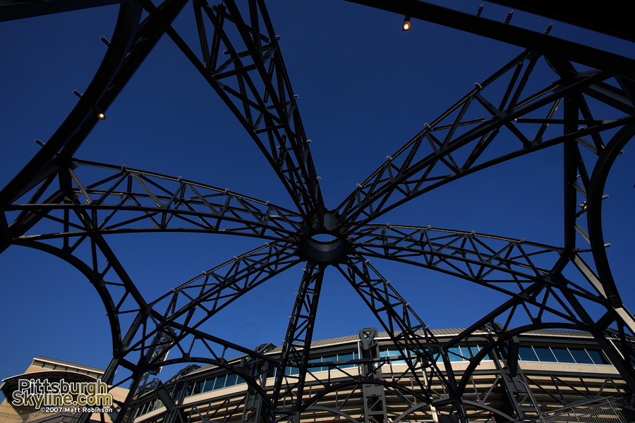 Home Plate rotunda at PNC Park.