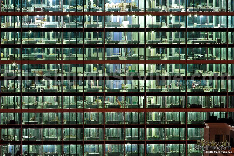 Three PNC Plaza Windows