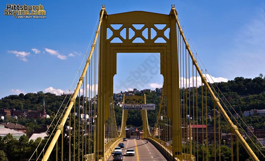 10th Street Bridge.