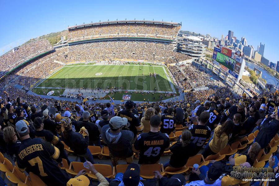 Steelers Gameday