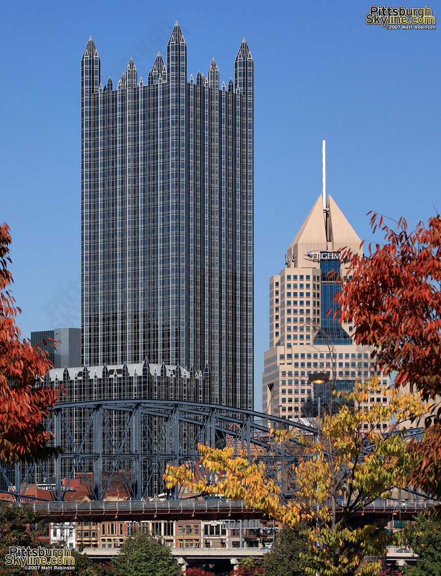 PPG from Station Square
