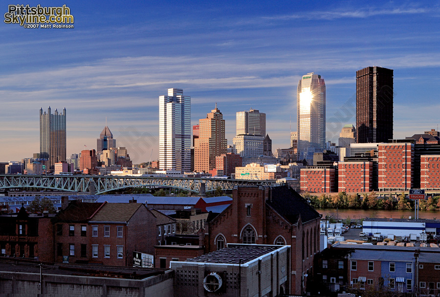 Skyline from P.J. McArdle