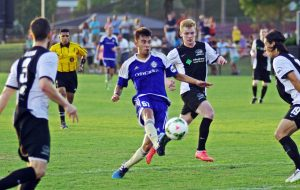 The Riverhounds squandered a 1-0 halftime lead on Saturday, as Charlotte charged back for win.