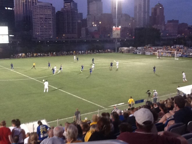 WPIAL soccer finals will be played o Friday, November 6 and Saturday, November 7 at Highmark Stadium.