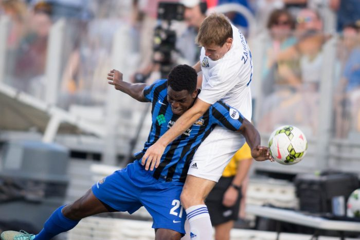 Photo Courtesy Terry O'Neill/Riverhounds.com