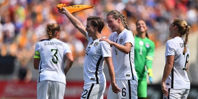 Photo courtesy of U.S. Soccer