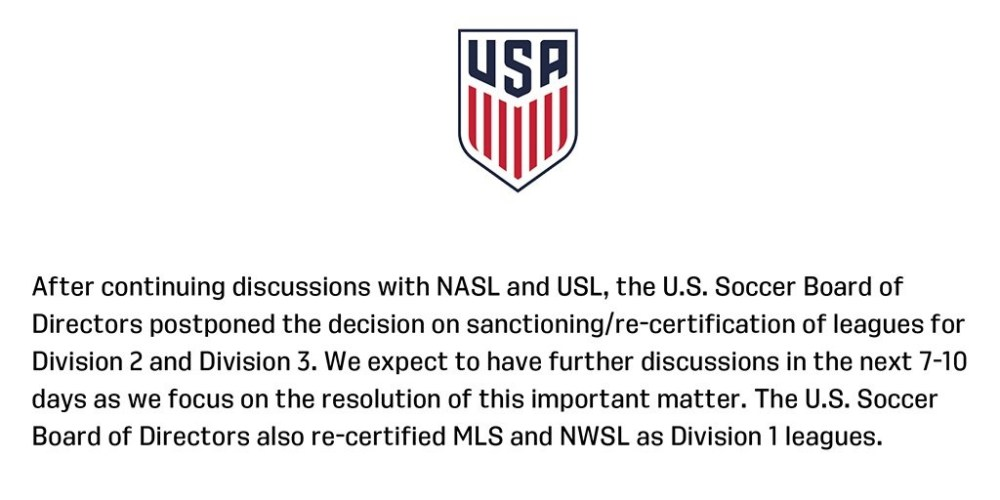us-soccer-announcement