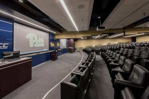 Pitt Facilities - 27 (Photo credit: Dave DiCello)