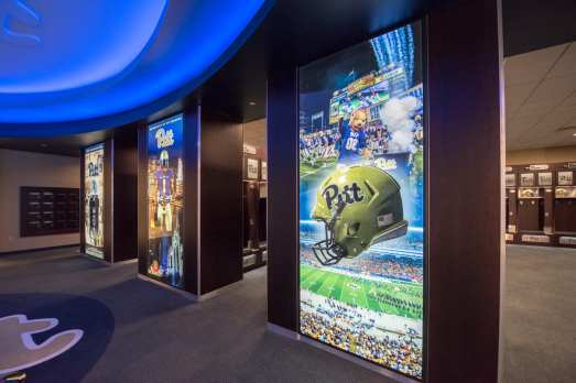 Pitt Facilities - 45 (Photo credit: Dave DiCello)