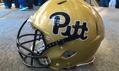 Pitt Script Helmet #2