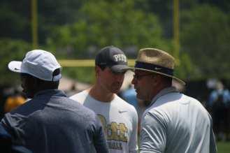 Pitt coach Pat Narduzzi (Photo credit: Joe Steigerwald)