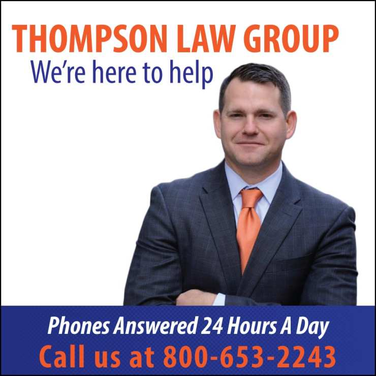 Thompson Law Group | 800-653-2243