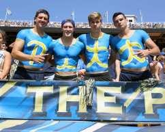 Pitt Fans September 10, 2016(Photo credit: David Hague)