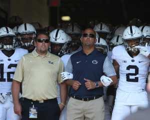 Penn State September 10, 2016 (Photo credit: David Hague)