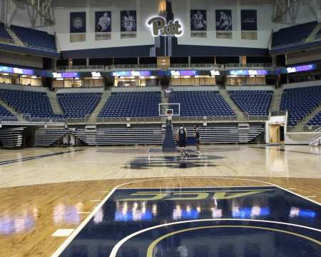 Petersen Events Center (Photo credit: David Hague)