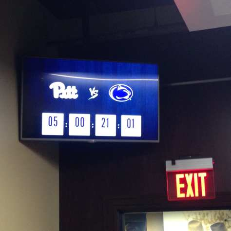 Photo courtesy of Pitt Athletics