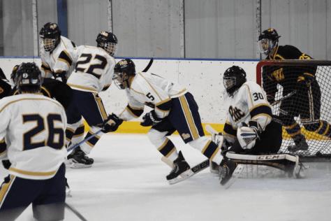 Pitt men's Division II ice hockey