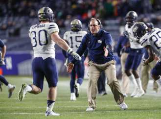 Pat Narduzzi (Photo credit: Matt Dewkett)