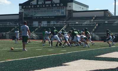 Phil Jurkovec, Pine Richland Football Loaded Again
